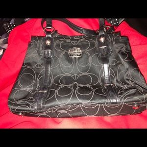 Authentic Coach Mia Bag 15402